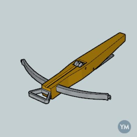 Mini Cross Bow
