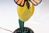 Carousel thumb butterfly