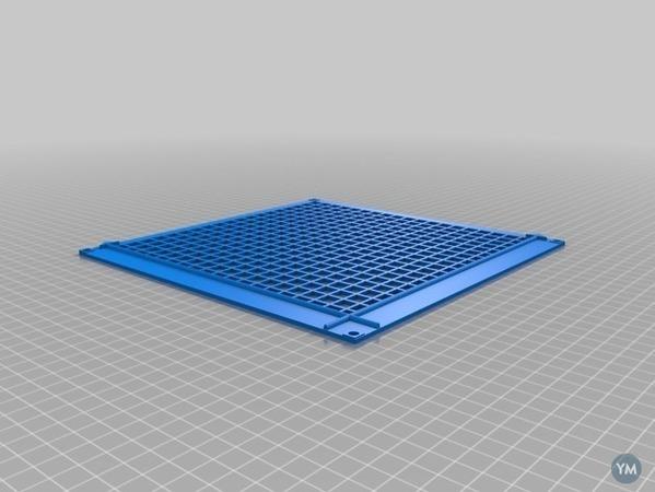 Braille Quadrant Graph Math Board