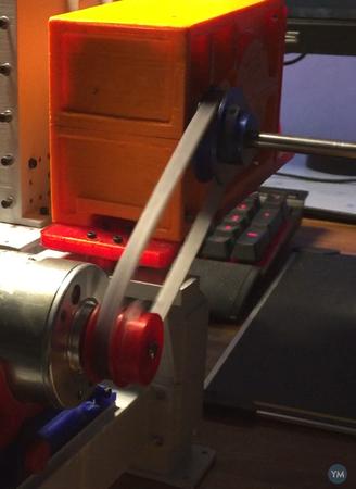 Configurable timing belt