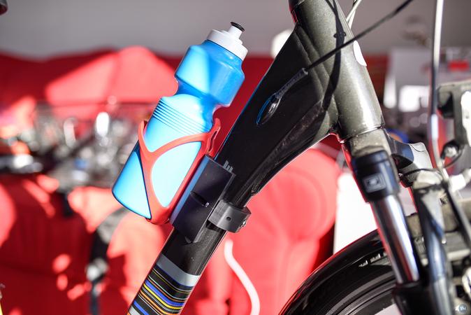 Bottle mount for Gitane E City Bosch N7 bike
