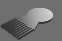 Hair Comb V2
