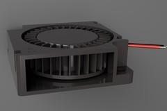 Radial Fan 2