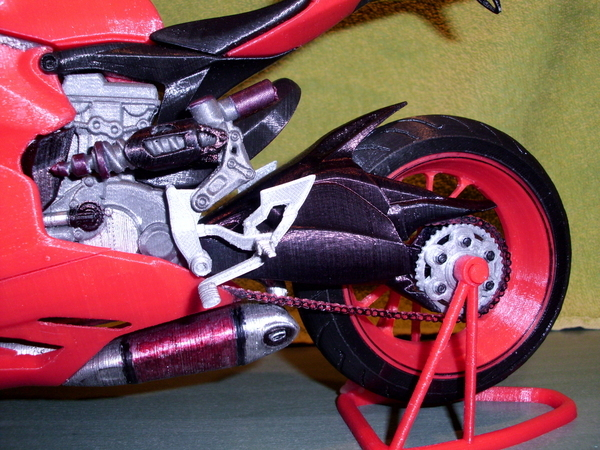 Ducati 1199 Superbike