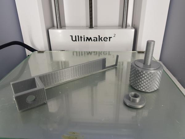 Ultimaker Octoprint Pi Cam Holder