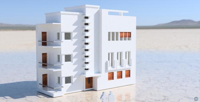 Bauhaus Rothschild Blvd 118, Tel Aviv-Yafo