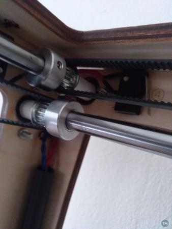 Ultimaker Original Rod Spacer