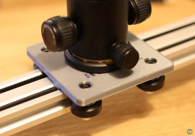 Tom3d Slider Platform