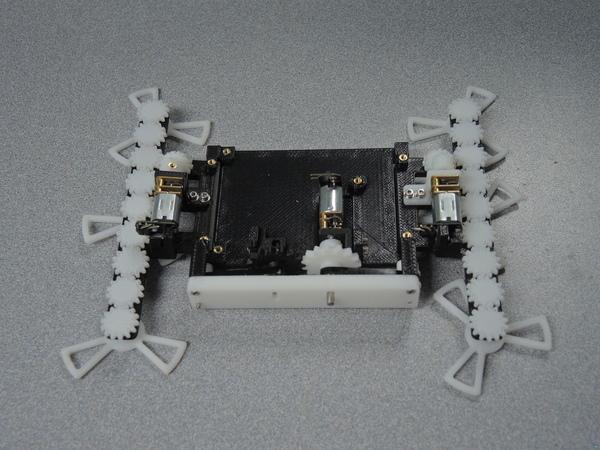 STAR, an Arduino Robot Recreation