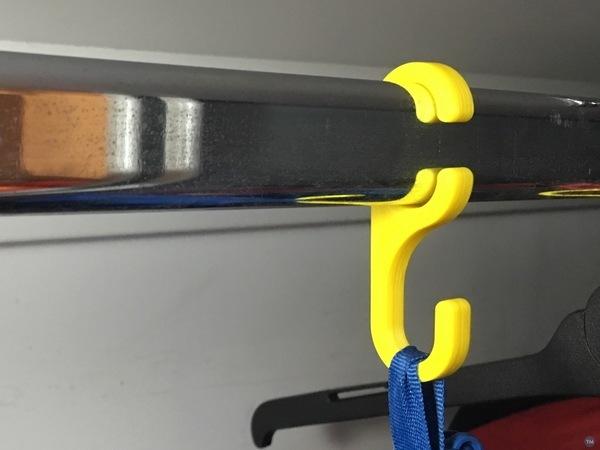 Cupboard hook