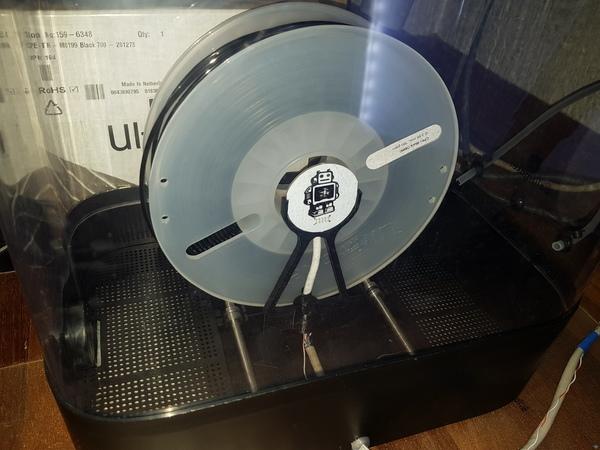 UM3 NFC Holder for Polybox