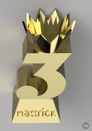 Hattrick Pokal für Gamification