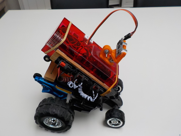 Arduino kit for driving a vehicle with two DC motors - Kit 2 -