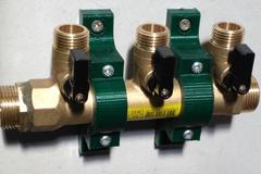 Plumbing Manifold Bracket