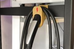 Tesla Cable Holder