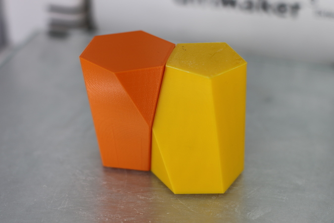 New Geometric Shape - SCUTIOD - by 3Dörtgen