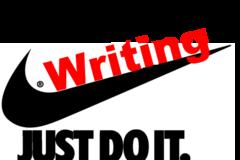 Writing Just Do It Logo1