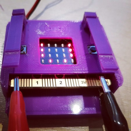 A box to play morse-code with your micro:bit