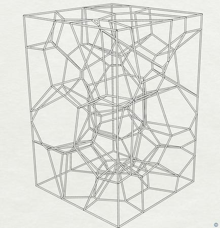 Voronoi formula Cube 1