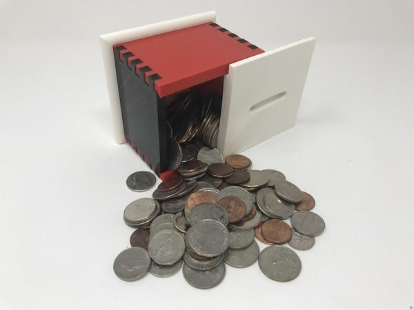 Simple Secret Box II:  Coin Bank