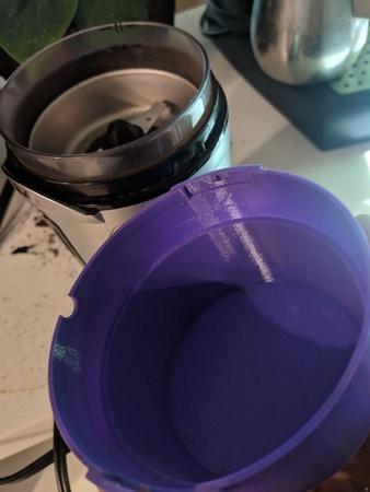 Coffee Grinder Lid: Hamilton Beach 80355