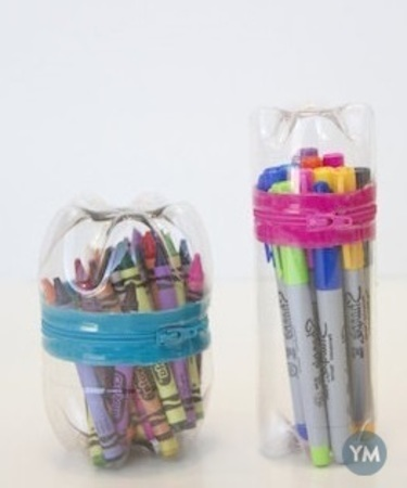 Create a Pen Case & Help Our Planet