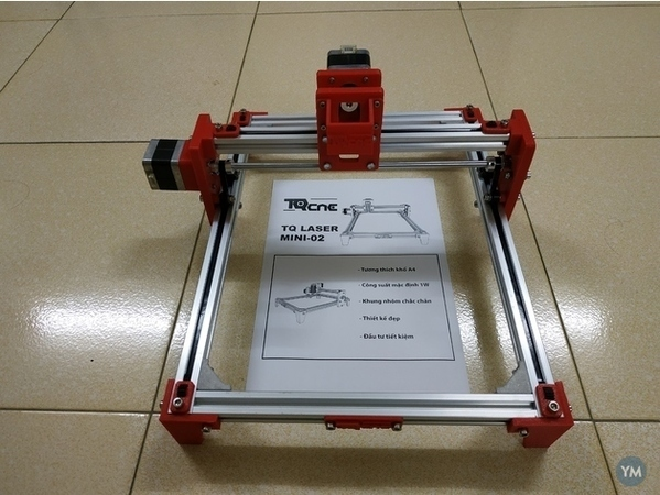 Mini CNC Laser Engraver - Version 1.1.0