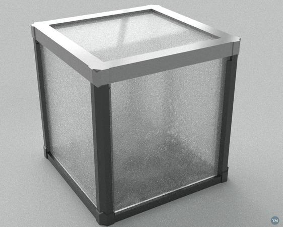 Lithophane Box with Options