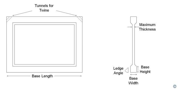 Framed Lithophane Design Tool