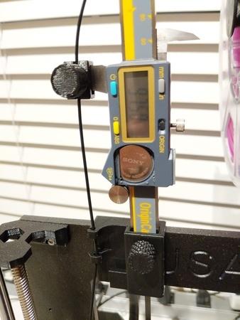 Prusa MK3 Filament Calibration Tool