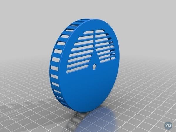 Smoke Detector for 3D Printers