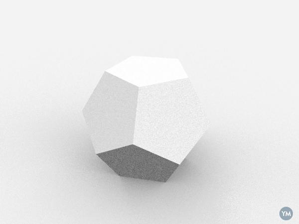 Polyhedra 12 Pentagon