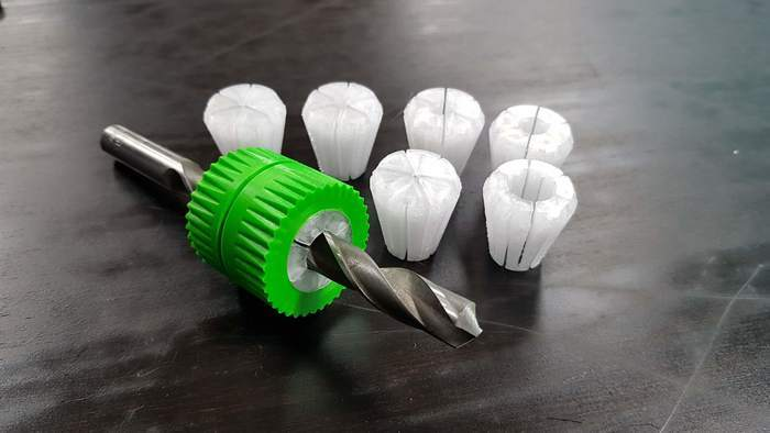 Collet Drill Stop (<1mm to 14mm)