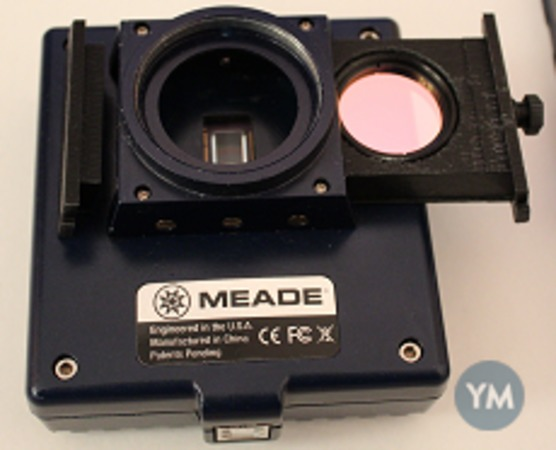 Shield Cap for Meade DSI pro CCD color filter