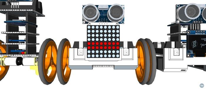 miniMe™ - DIY mini Robot Platform - Design Concepts