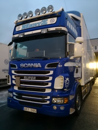 Scania Super badge