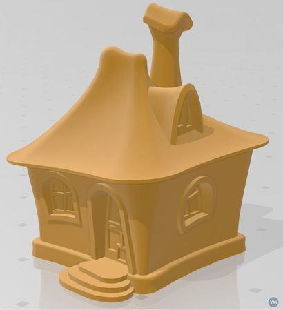 Busya's tiny house