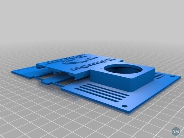 Cover Board Ender 3 + TL SMoothers