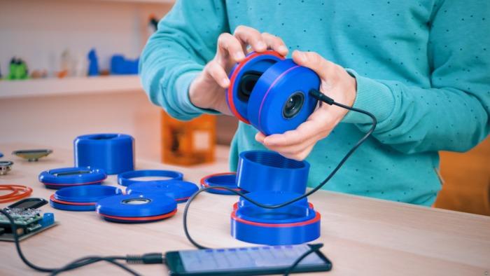 M3-SK: The Modular Speaker Experimentation Kit!