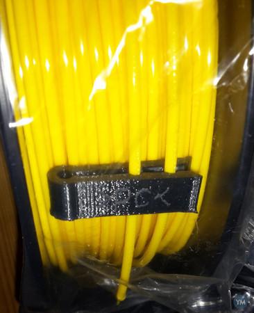 Filament clip for 2.85 mm filament