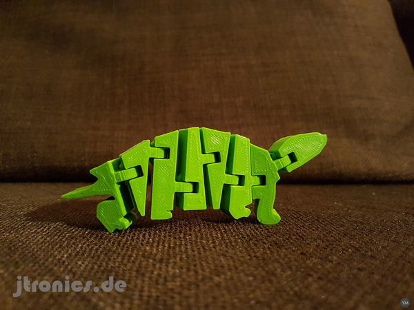 Flexi Articulated Turtle