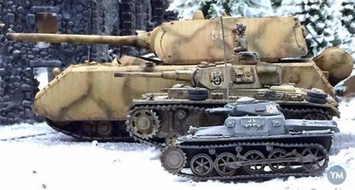 Panzer Maus V2