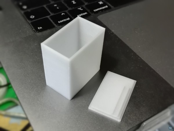 Housing for a D1 mini with RF