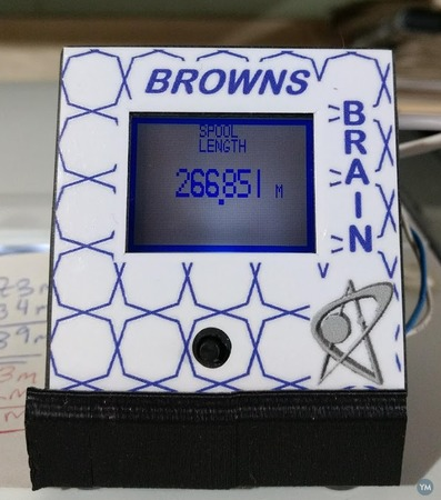Chiron Accessories for use with Browns Brain Filament tracker BB023