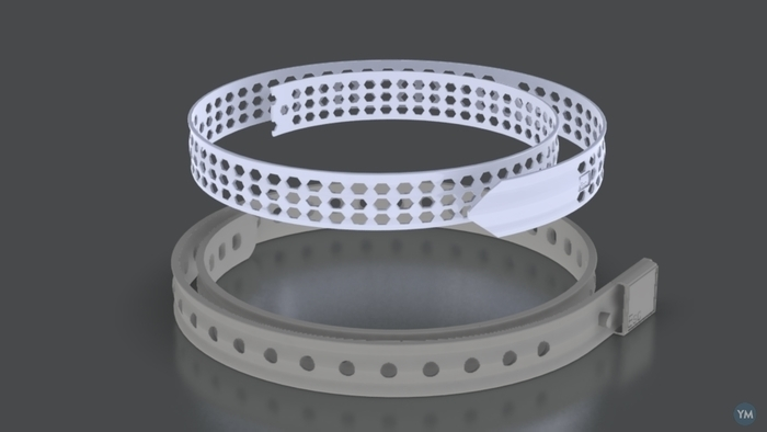 Plastic and Rubber Belt
