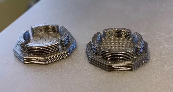 Microscope objective turret caps
