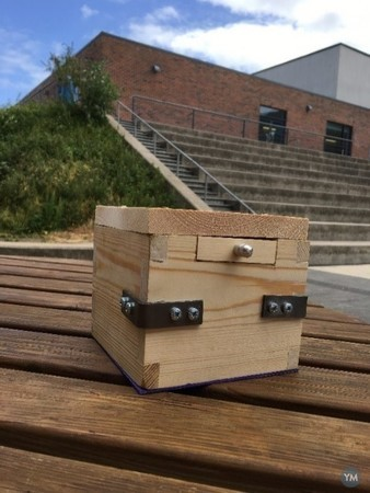 Bespoke Handles for Magic Money Box