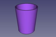 Simple Pen Cup1