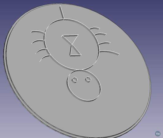Spider Light Cover
