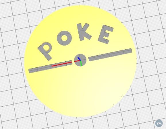 Pokeball screen cover